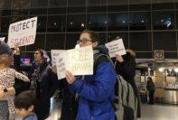 ممانعت آمریکا از بازگشت دانشجوی ایرانی